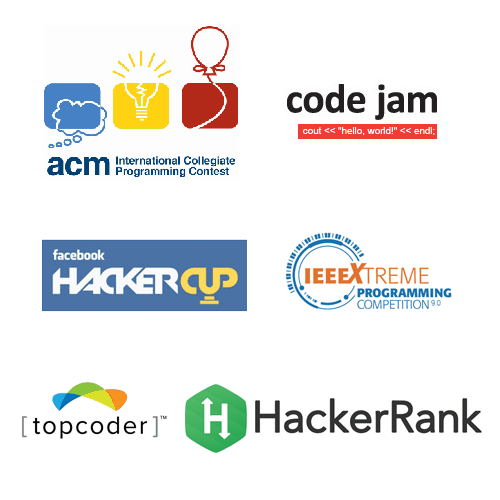 From beginner to expert in competitive programming.