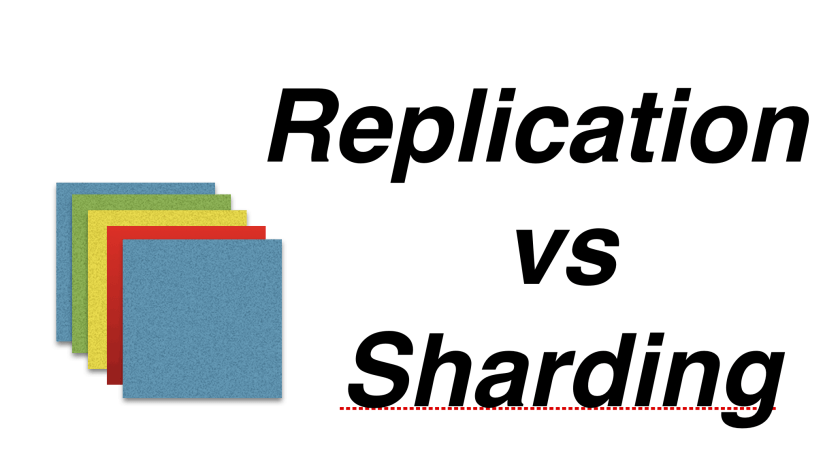 Working on Scale: What is replication and sharding and where to use which one?
