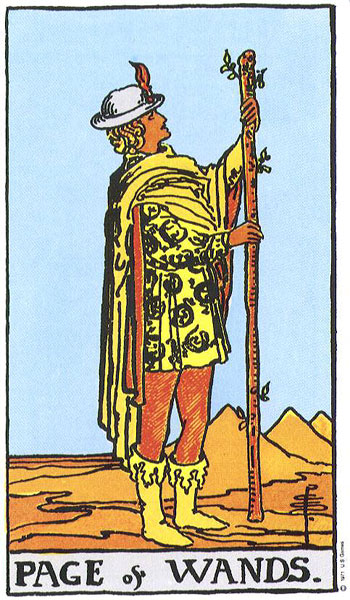 Knight Of Cups Tarot Meaning