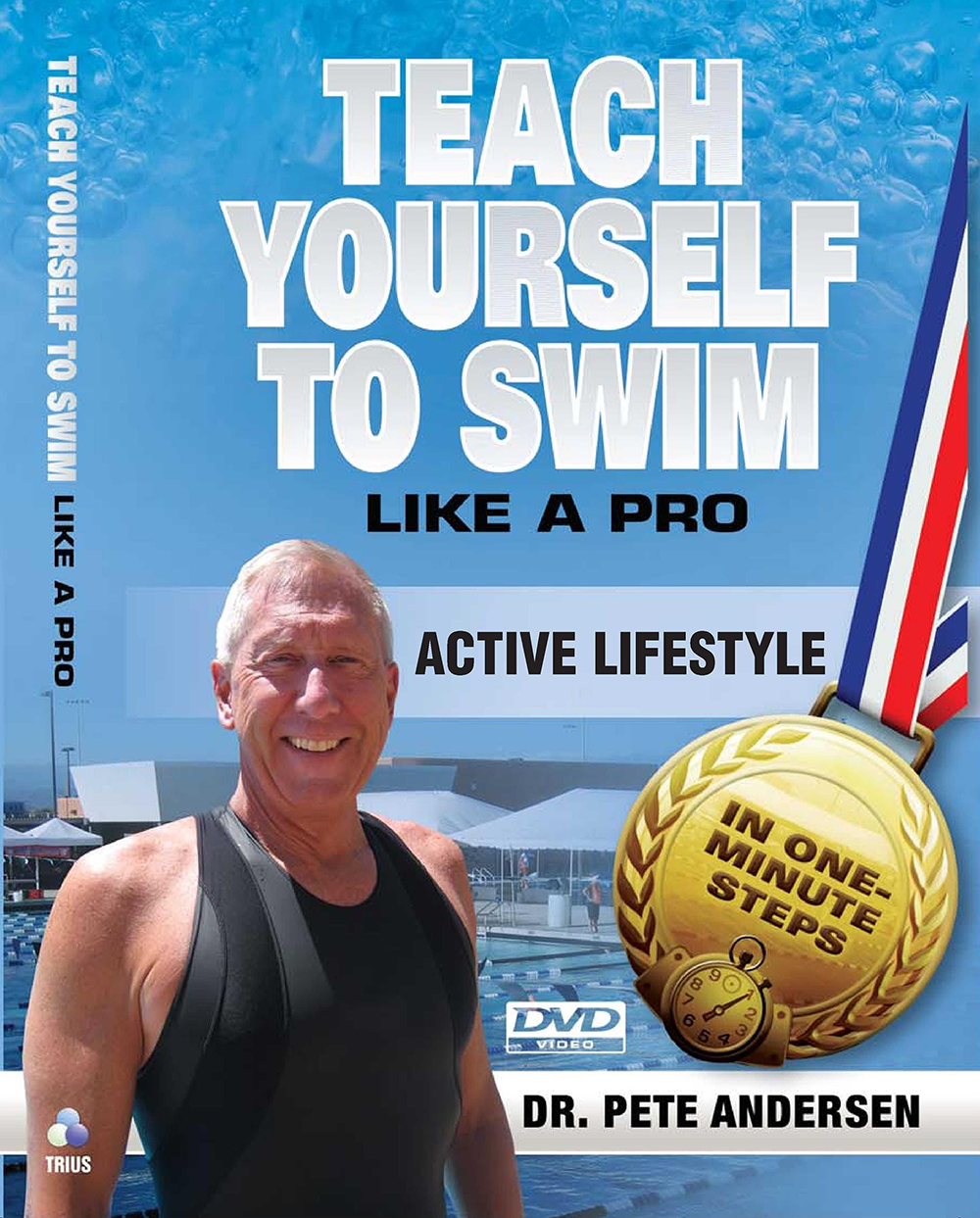 3 DVD series – Teach Yourself To Swim – Active Lifestyle