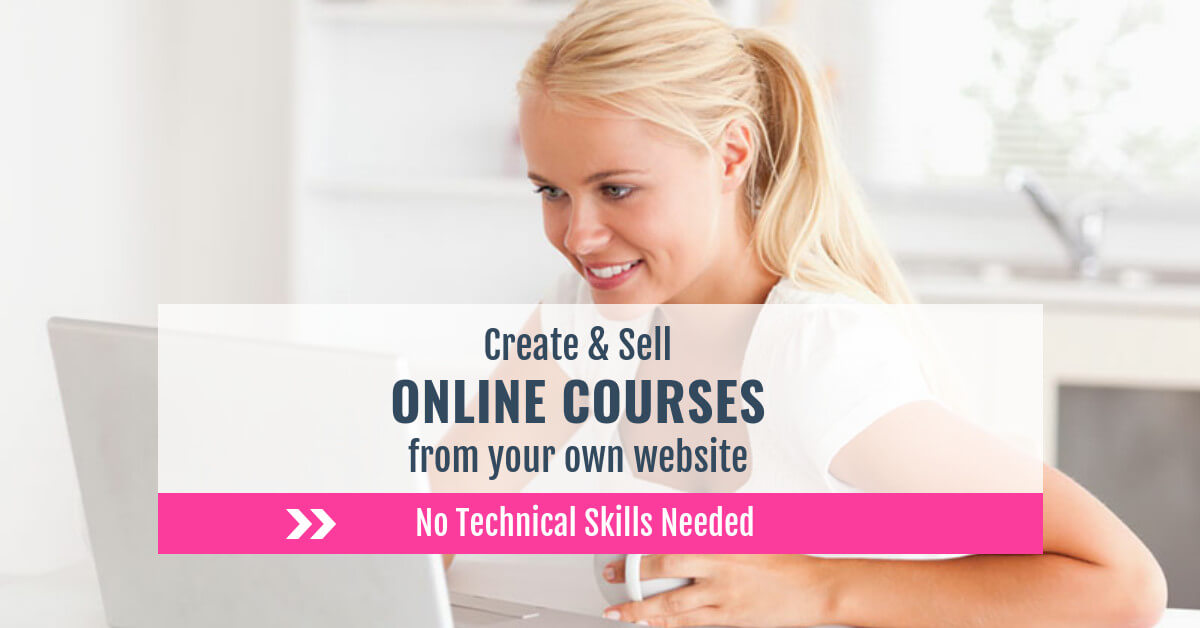 Launch your online courses today
