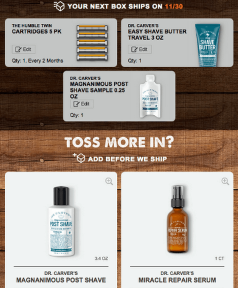 dollarshaveclub email example
