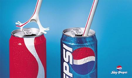 Pepsi Ad Example