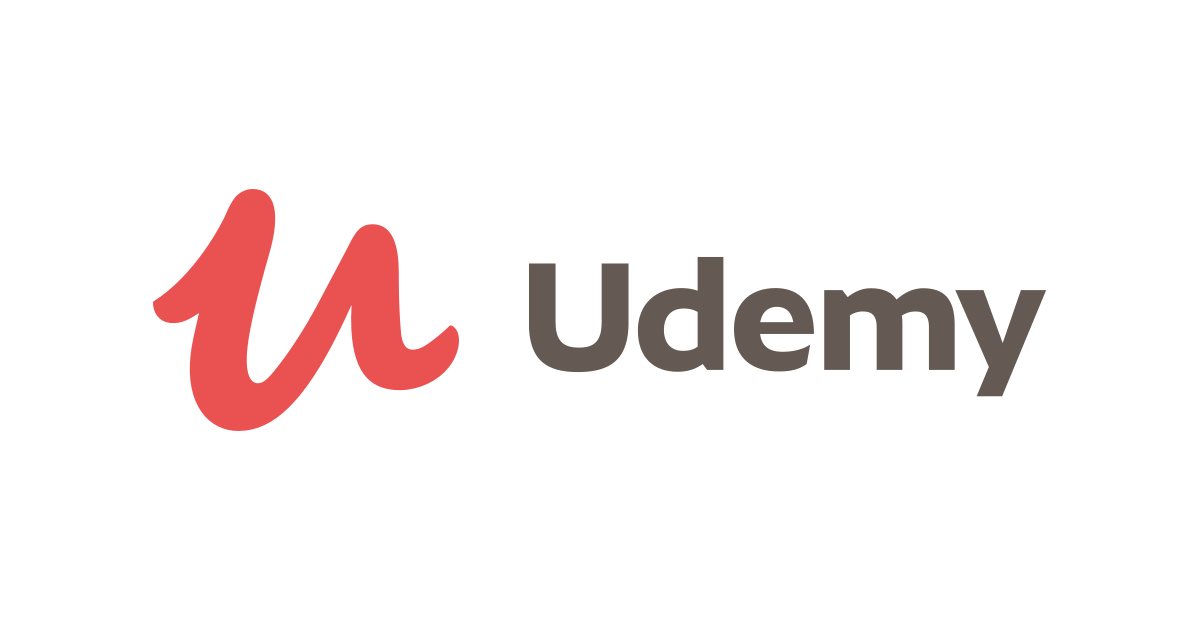 a screenshot of Udemy logo