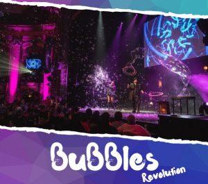 bubbles revolution