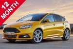 Ford Focus 1.0 EcoBoost 125 ST-Line Navigation Auto