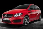 Mercedes B Class B180d Exclusive Edition