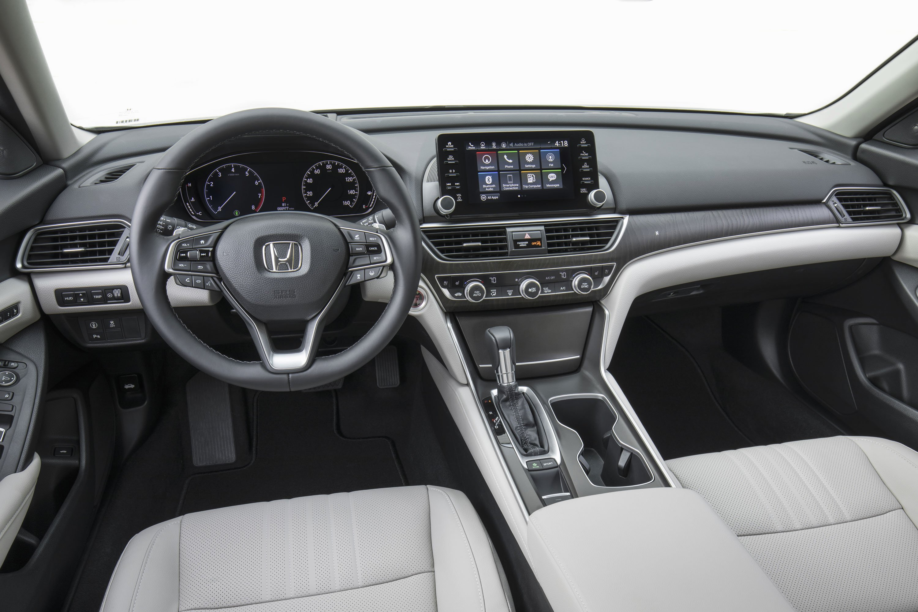 2018 Honda Accord Review Top Speed 3000×2000