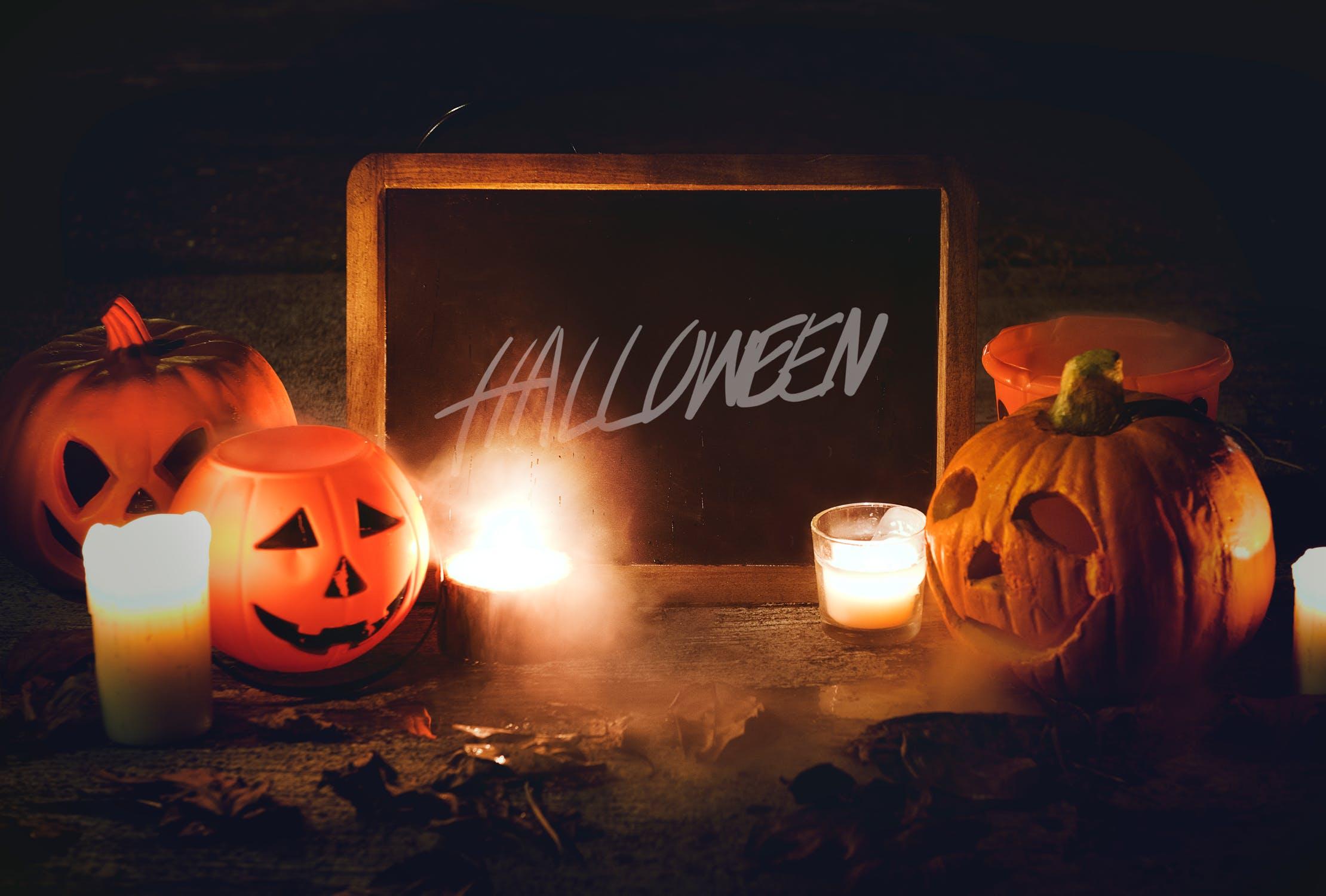 Halloween chez Leasia