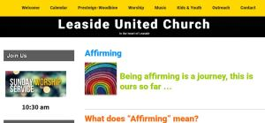 What is Affirming?