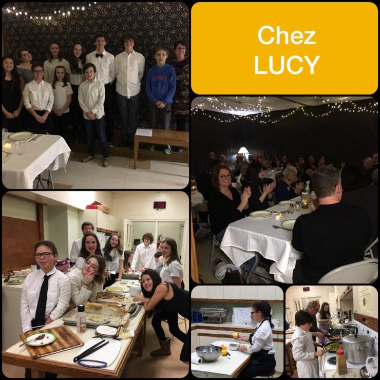 Chez LUCY