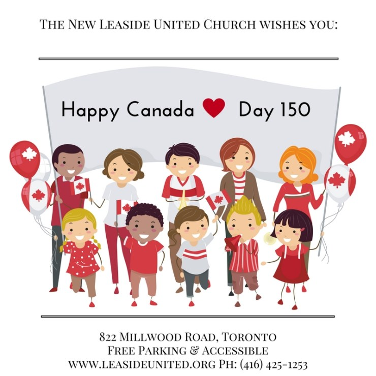 Happy Canada Day 150