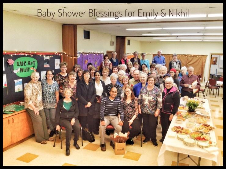 Emily & Nikhil's Baby Shower