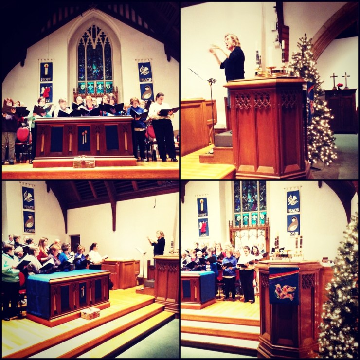 A Lovely Lessons & Carols!