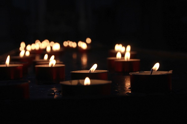 sanctuary open today for prayers candle lighting reflection leaside united church