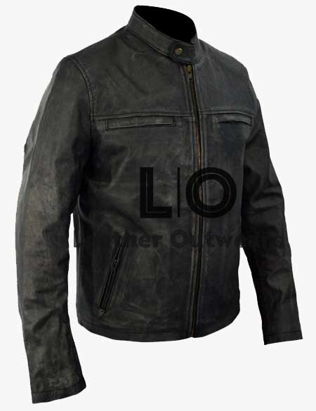 Godzilla Aaron Taylor Johnson | Ford Brody Leather Jacket