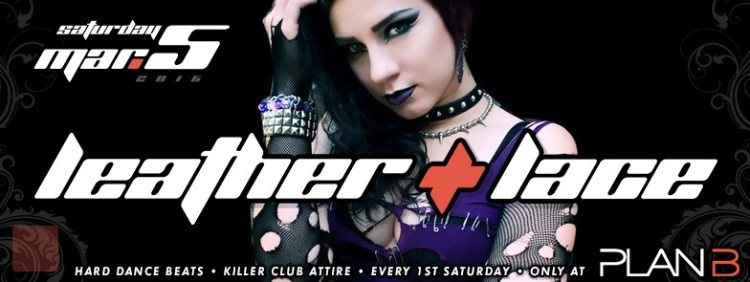 Leather + Lace: March 5th, 2016 – Setlist