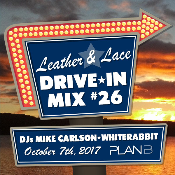 Leather + Lace Drive-In Mix #26