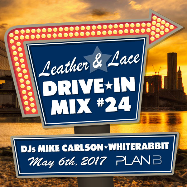 Leather + Lace Drive-In Mix #24