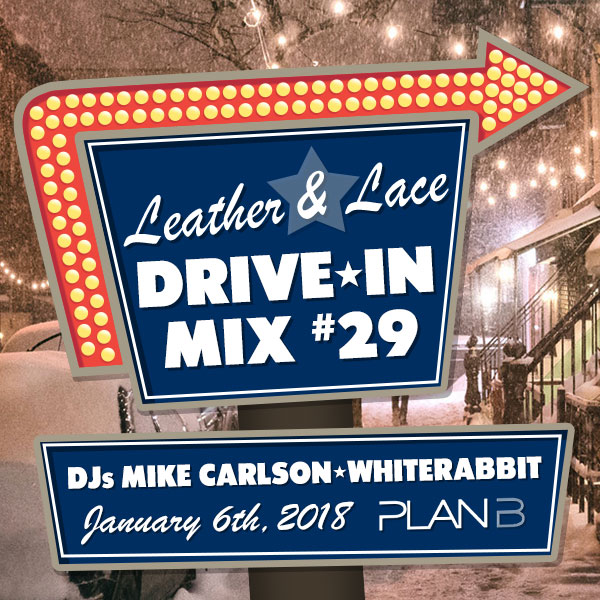Leather + Lace Drive-In Mix #29