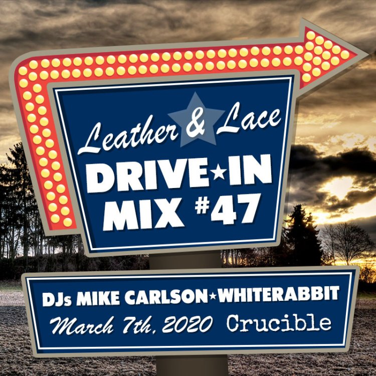 Leather + Lace Drive-In Mix #47