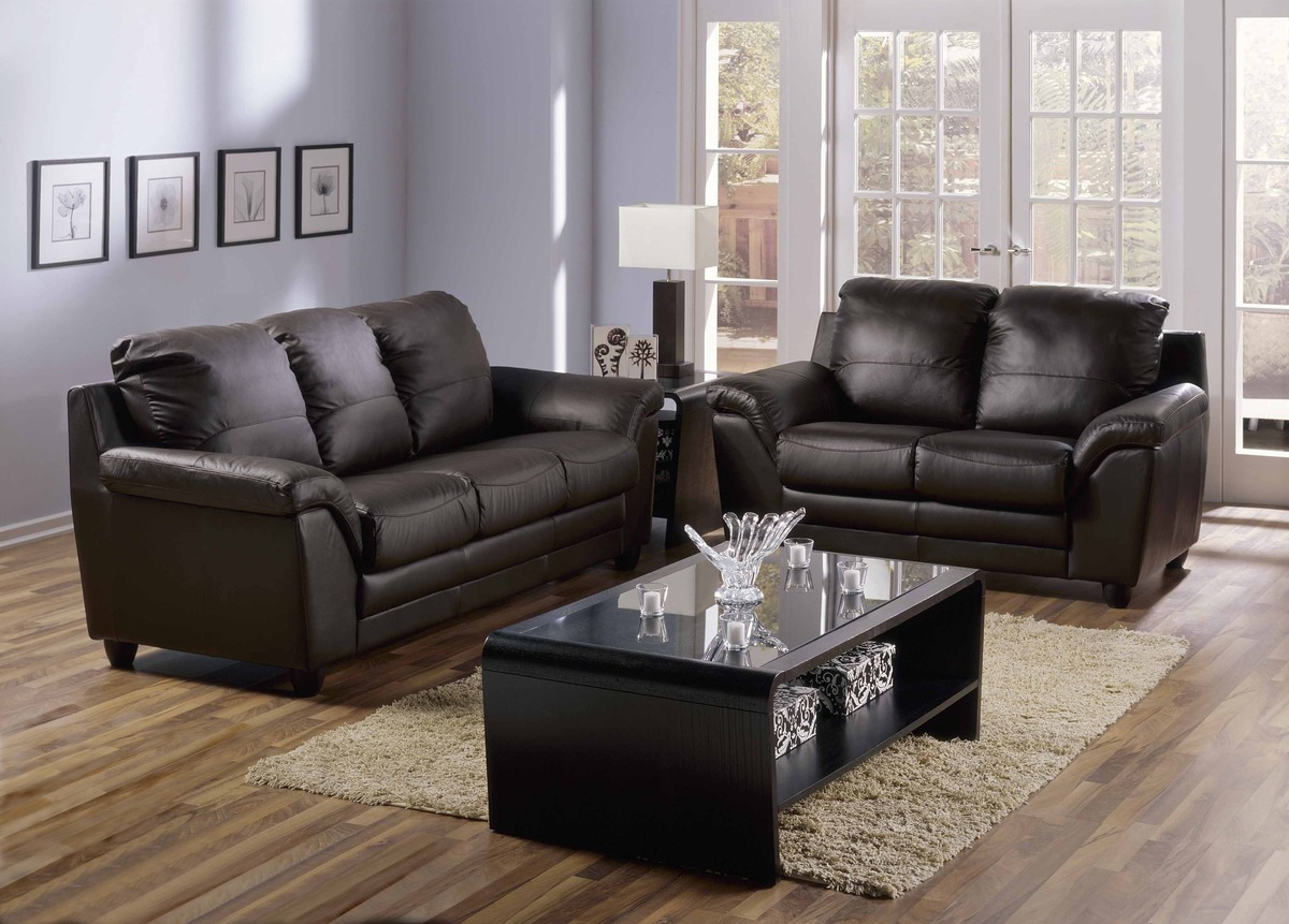 Sirus Leather Sofa Leather Express Furniture