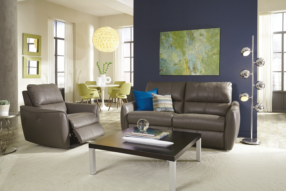 Arlo Leather Reclining Furniture Leather Express Furniture