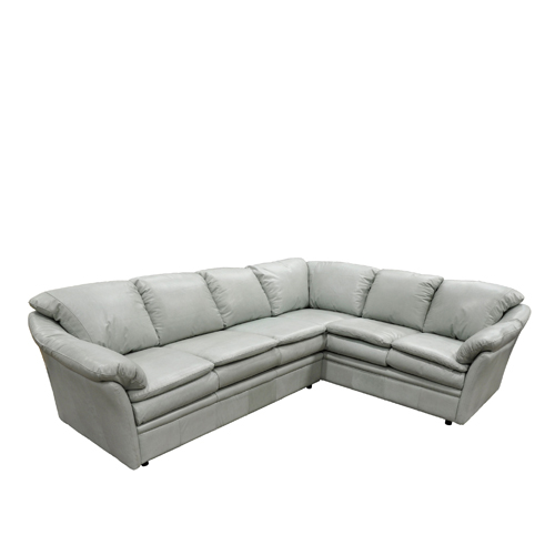 Uptown Leather Sectional Leather Express Furniture