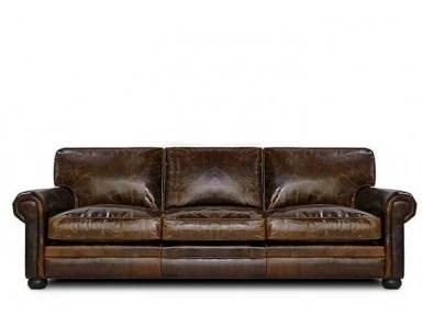 sedona oversized seating leather sofa set