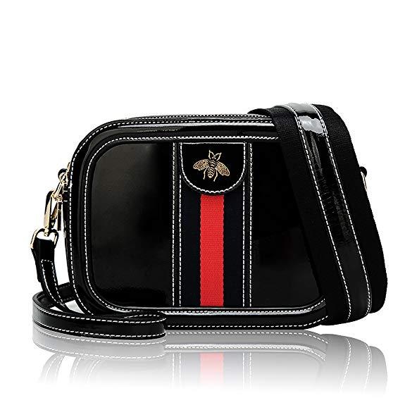 Beatfull Designer Bee Crossbody For Women PU Leather Shoulder Bag