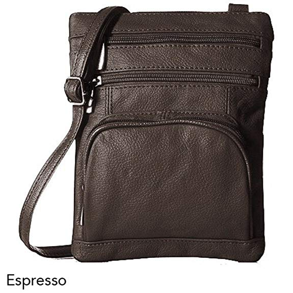 Crossbody Leather Handbags For Women
