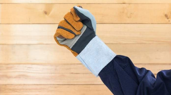 best leather work gloves