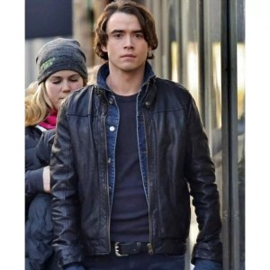 Jamie Blackley If i Stay Jacket