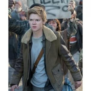 Newt Maze Runner Jacket