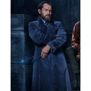 Jude Law Fantastic Beasts Coat