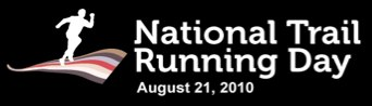 National Trail Running Day August 21, 2010