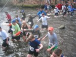 First river crossing
