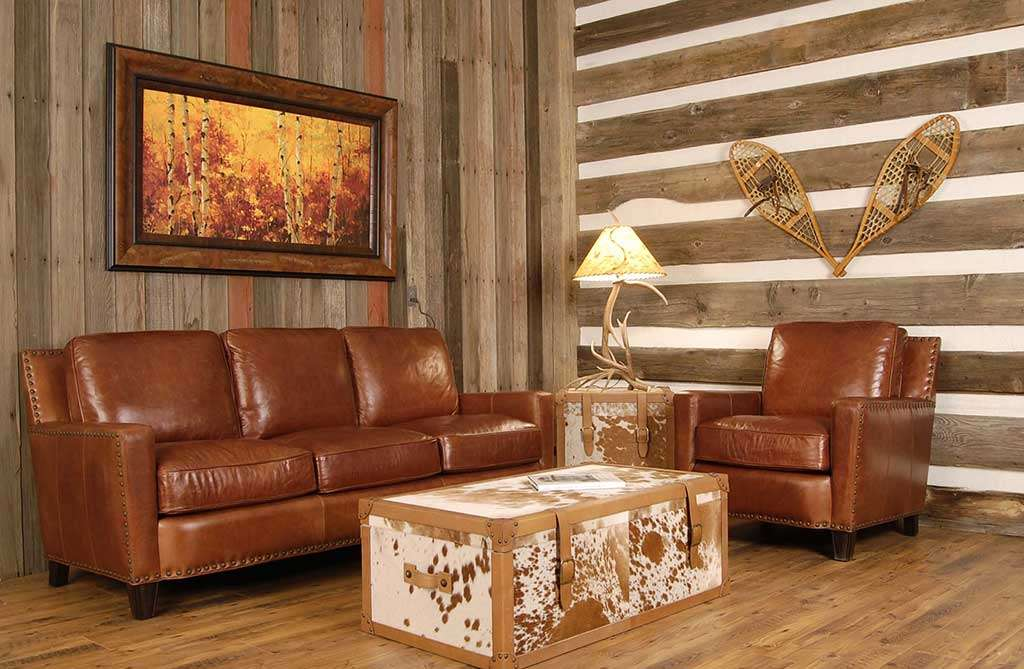 Decorating With Southwestern Leather Furniture        The Leather Sofa     Decorating With Southwestern Leather Furniture