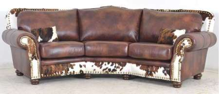 Western Style Leather Furniture        The Leather Sofa Company Western Style Leather Furniture