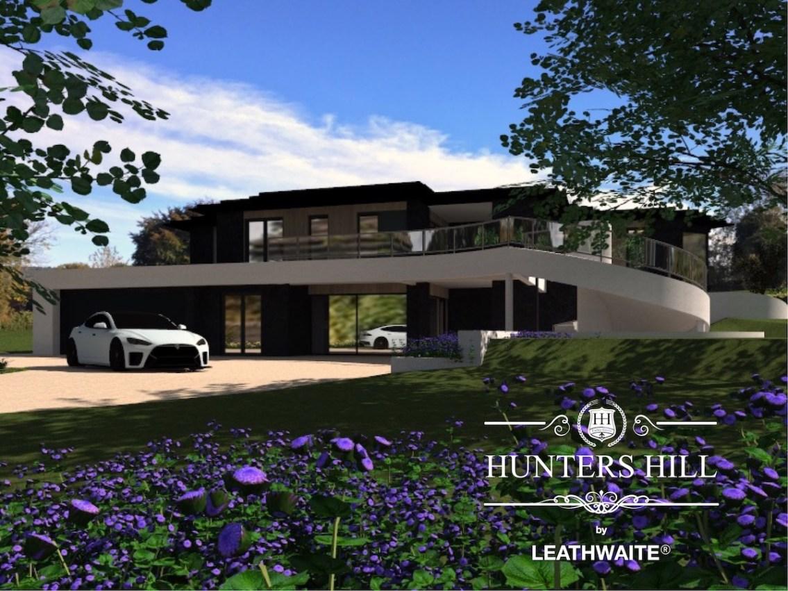 Hunters Hill | Farley Green