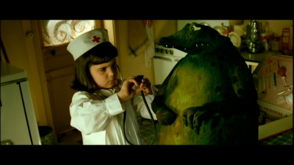 The whimsicality of Amelie (2001) (4/6)