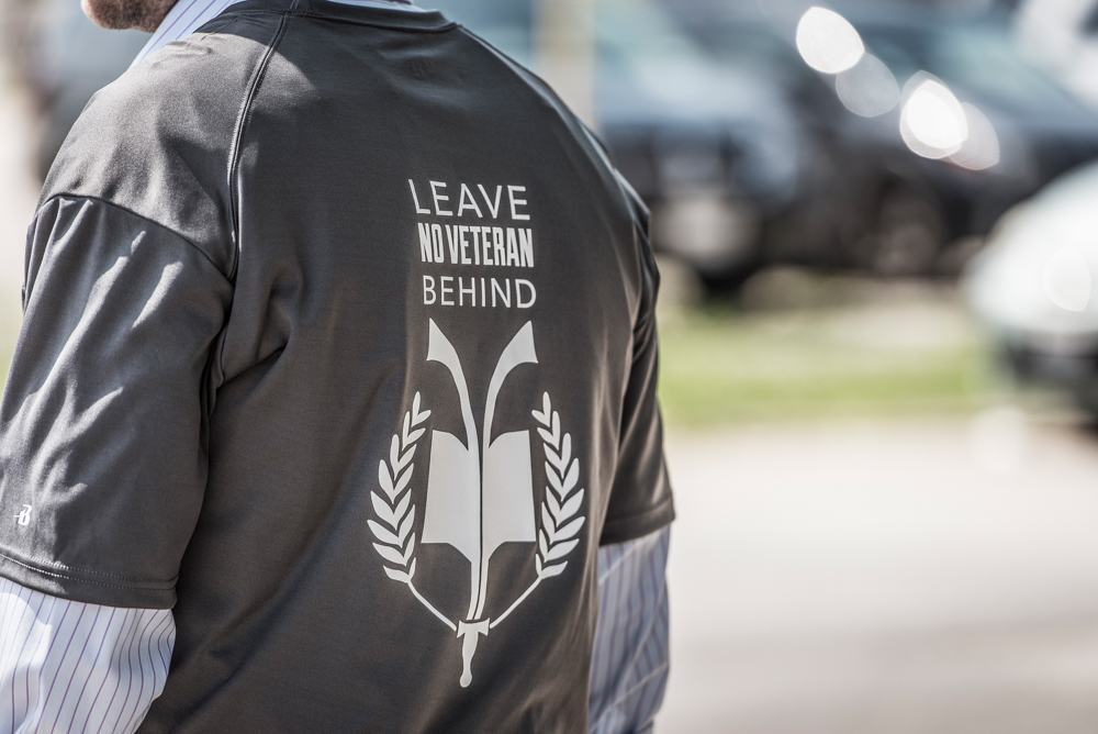 Leave No Veteran Behind Impact Reception and Panel   News & Updates