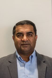 Ali Syed - Sales Manager