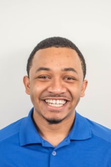 Torrell Richards - Appointment Coordinator