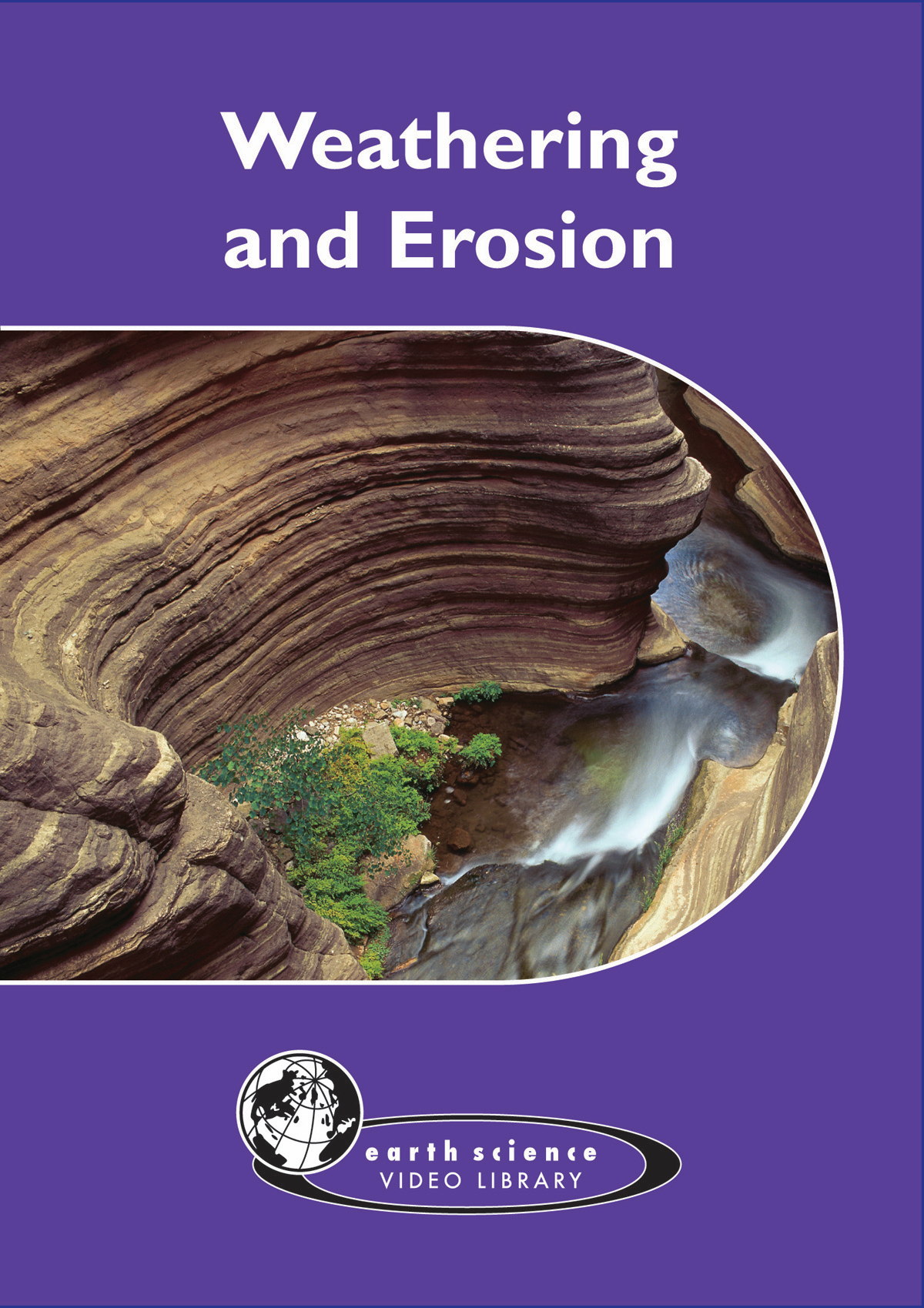 Weathering And Erosion Dvd With Activity Leave Only Bubbles