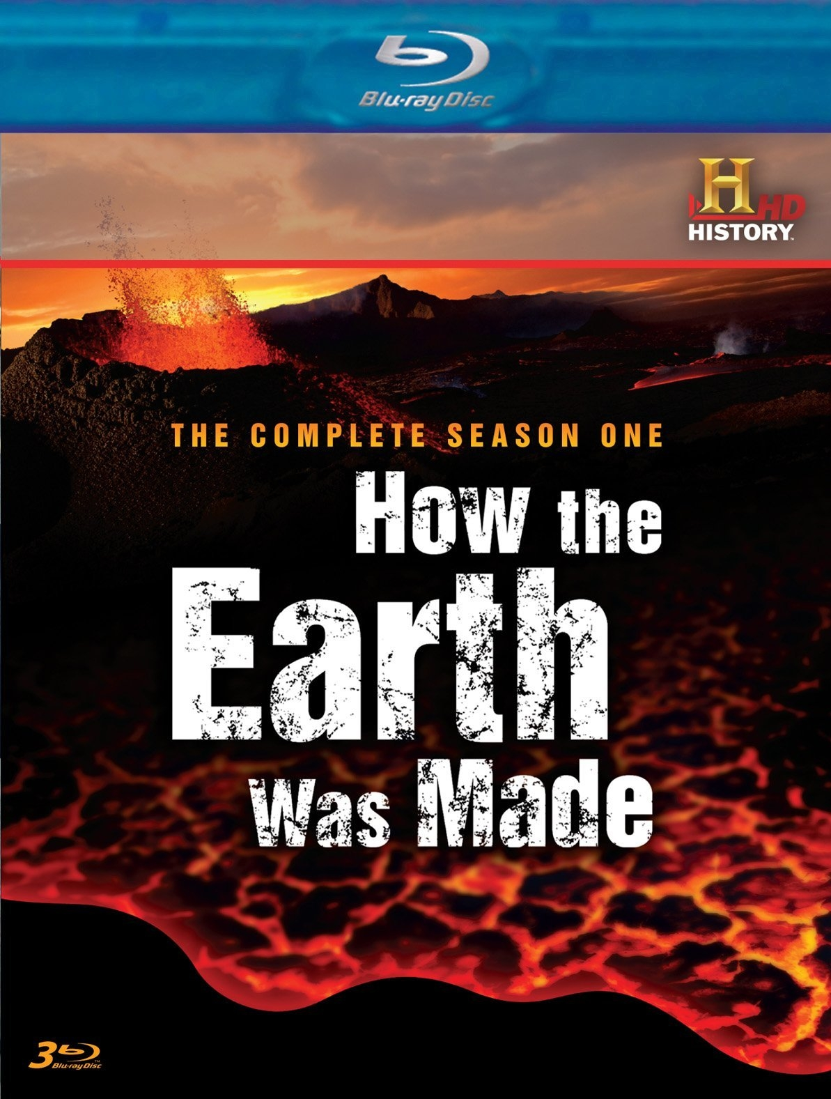 How The Earth Was Made Dvd Complete Season One