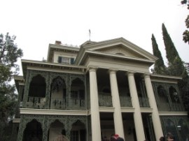 Haunted Mansion: Keeping Our Lives in the Dar…
