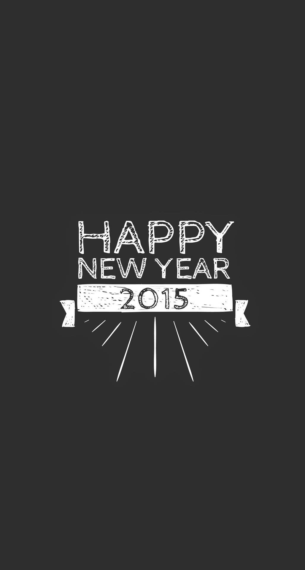 black new year wallpapers