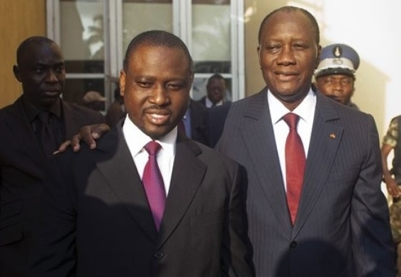 Côte d'Ivoire: le président Ouattara, en convalescence en France,