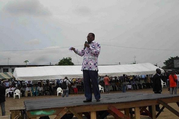 Affi depuis Zaïbo : « Si Gbagbo reste à La Haye, il n'y aura pas de réconciliation »